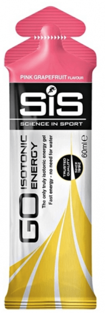 SiS Go Isotonic Energy Gels, 60 ml., энергетический гель-изотоник, Розовый грейпфрут