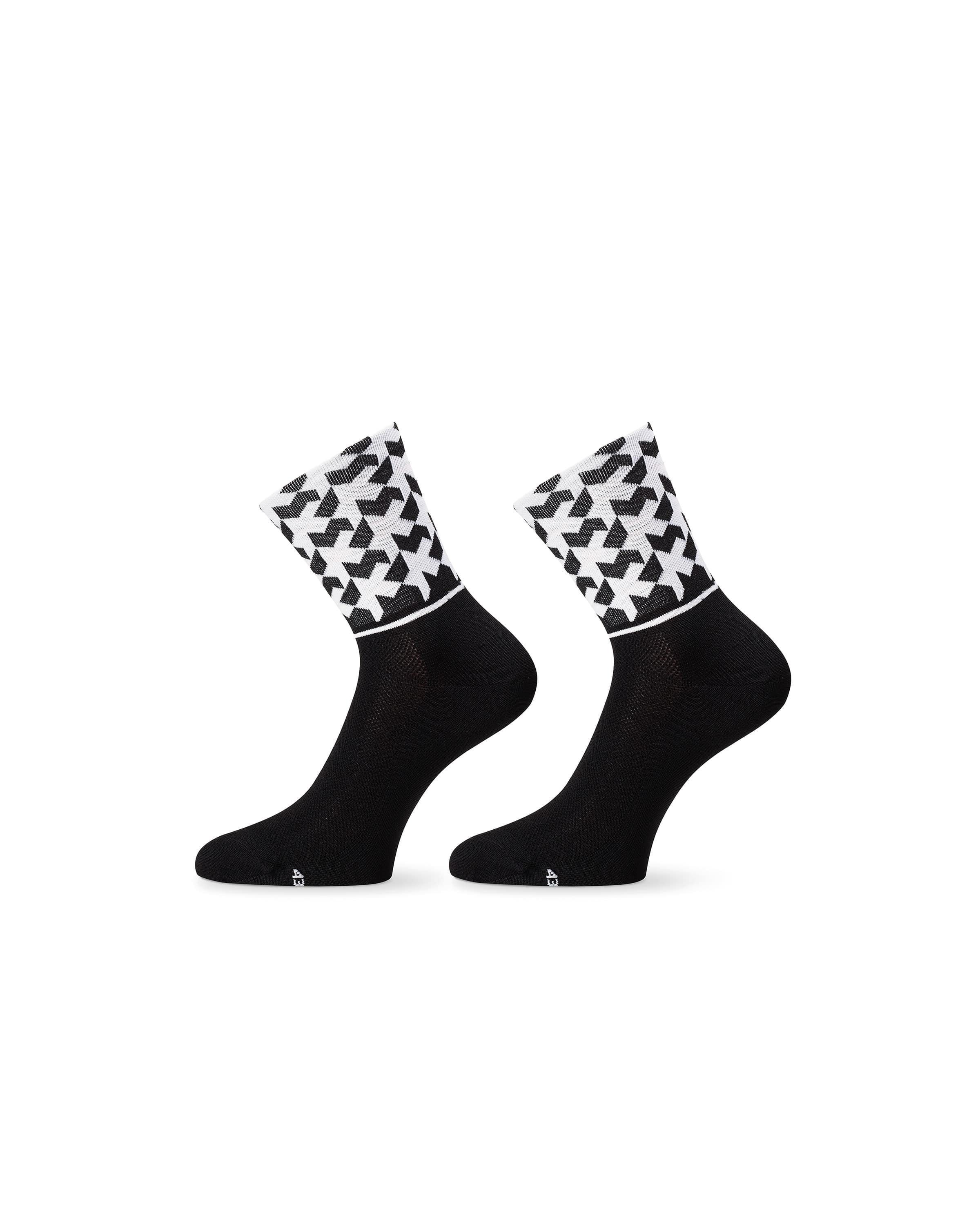 Носки Унисекс ASSOS monogramSock evo8 blackSeries